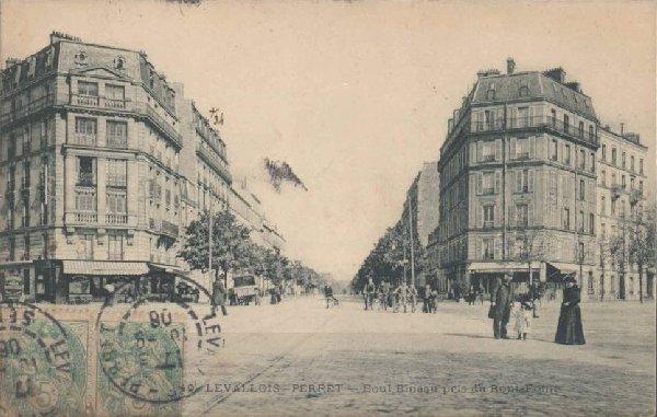 La ligne 64 porte champeret bezons quai for Porte vue carrefour